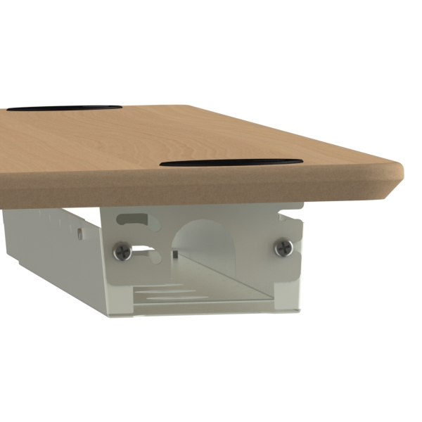 Universal cable-tray, White